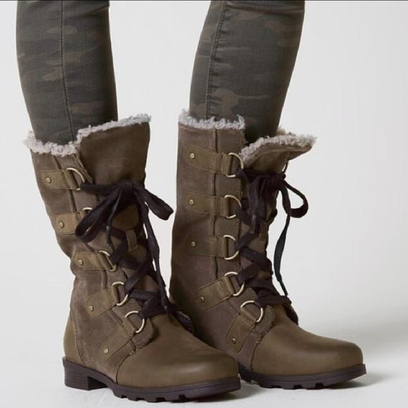 Sorel Shoes | Sorel Emelie Lace Up